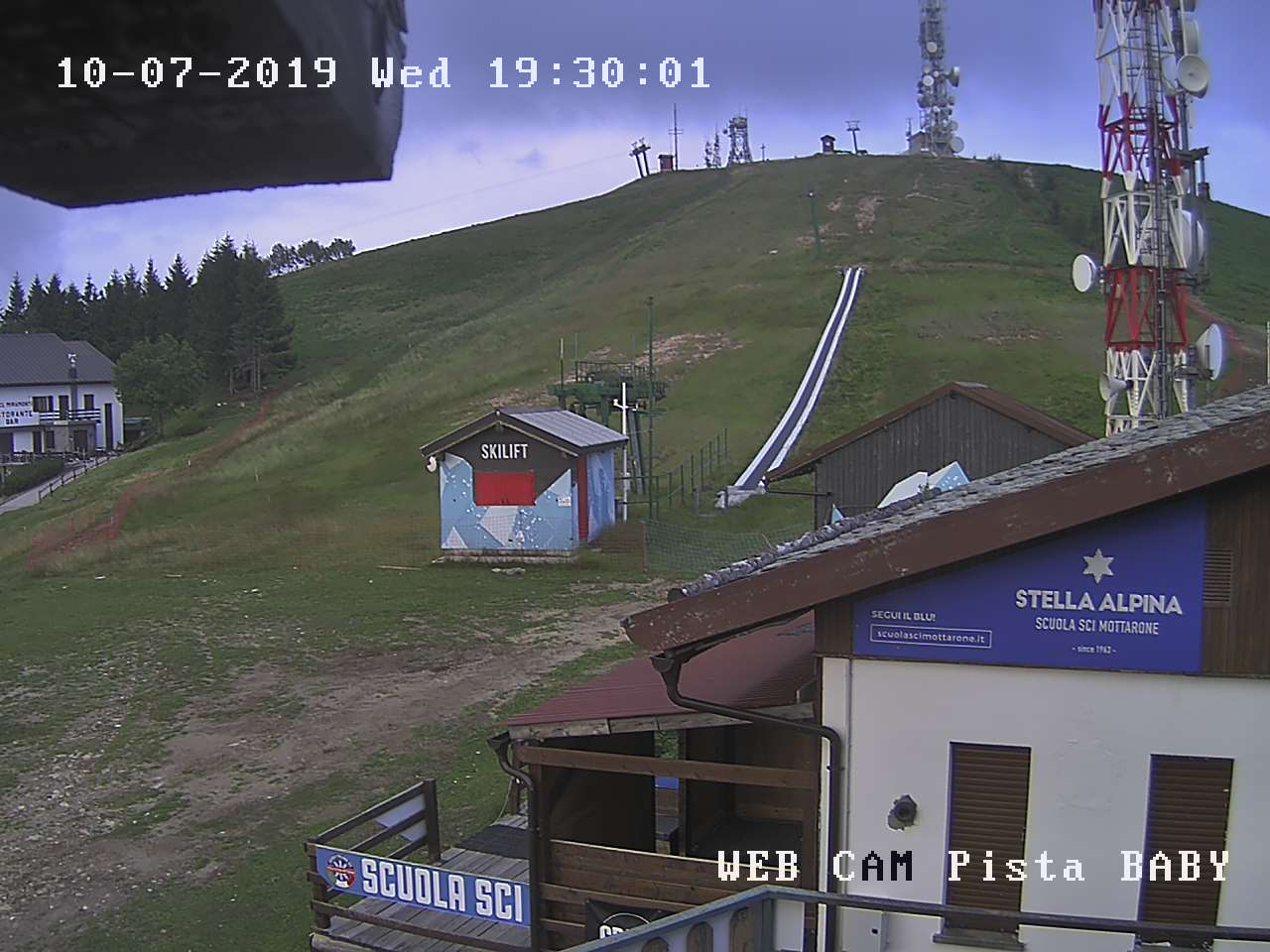Webcam Mottarone