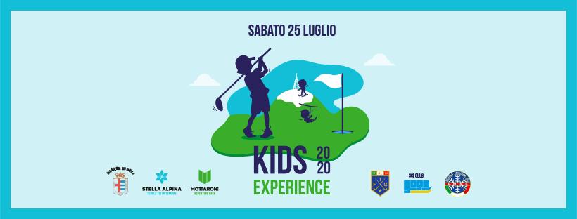 Kids Experience 2020: sci & golf insieme per un giorno