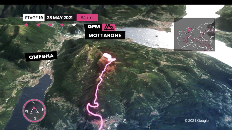 28 maggio – Il Giro d'Italia 2021 torna sul Mottarone